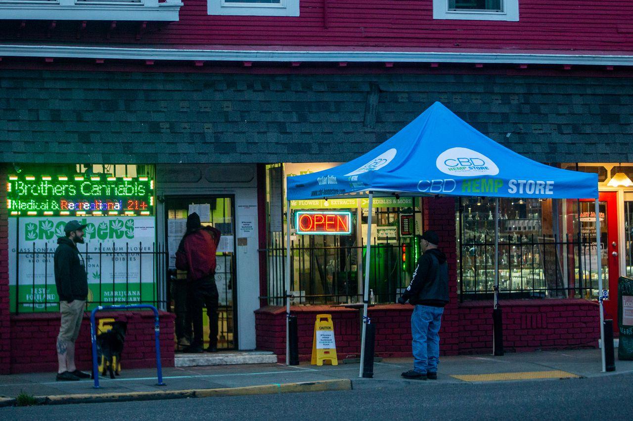 Oregon's Marijuana Sales Continue To Soar During Pandemic