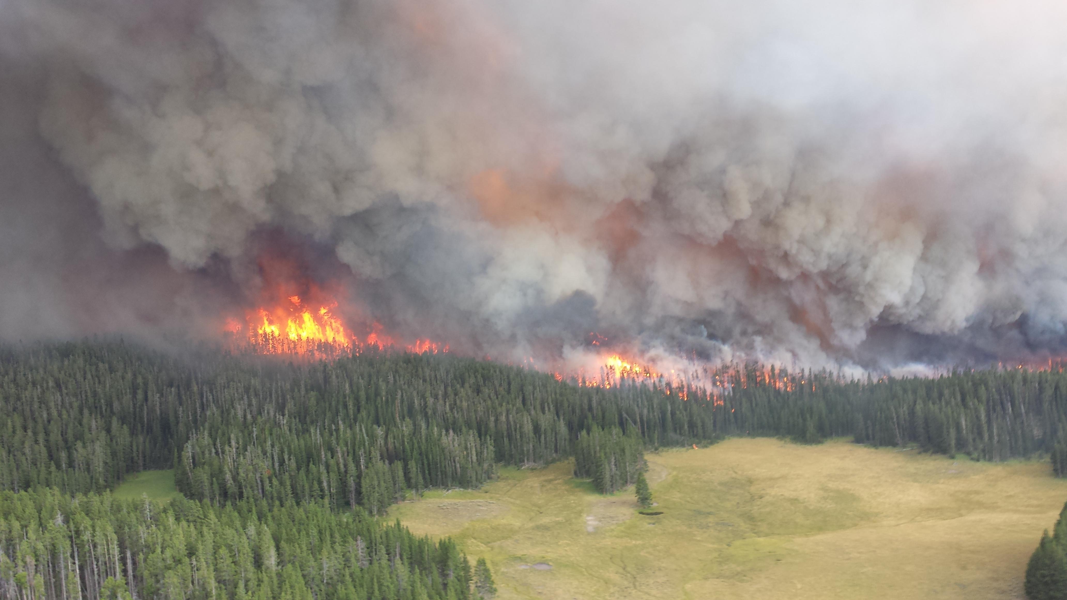 Regional Forest Fires Still Affecting Willamette Valley