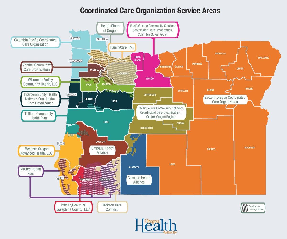 Oregon's regional approach to Medicaid