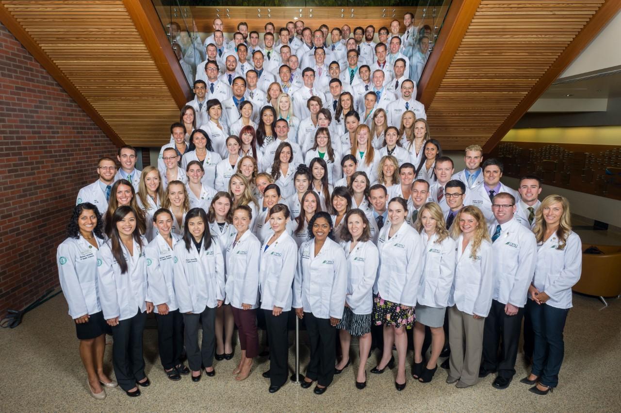 WesternU COMP-Northwest to graduate 94 osteopathic