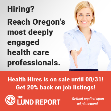 Get 20% back when you post jobs on Health Hires by 08/31/18